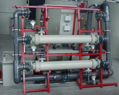 Ultrafiltration à 2 étages